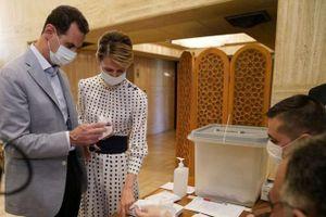 Tổng thống Syria và phu nhân mắc COVID-19