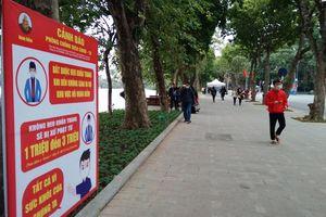 Hà Nội: Mở cửa di tích, phố đi bộ phải bảo đảm an toàn phòng dịch