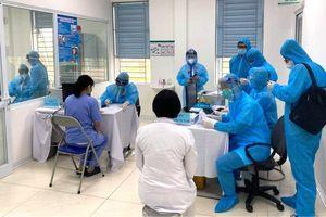 Trường hợp nào được tiêm vắc xin Covid-19 trong đợt đầu tiên của Hà Nội?