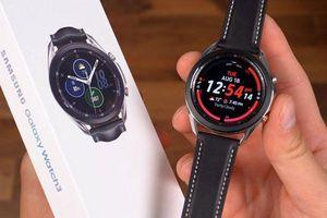 Samsung đuối sức trước Apple và Huawei trong cuộc đua đồng hồ thông minh