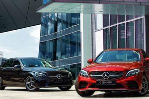 Thị trường xe sang ''nóng'' với Mercedes-Benz C180 AMG mới