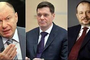 Top 3 tỉ phú hàng đầu nước Nga