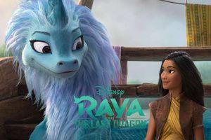 'Raya and the Last Dragon' - Hành trình hàn gắn niềm tin và sức mạnh của sự đoàn kết