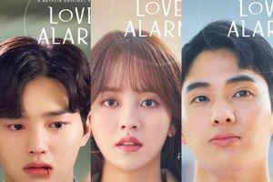 Sau loạt hình ảnh 'nhá hàng', 'Love Alarm 2' đưa ra 'cảnh báo tình yêu' đầy nước mắt