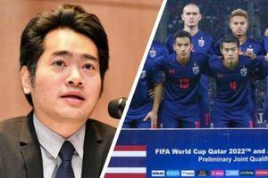 Thái Lan xin đăng cai bảng đấu có tuyển Việt Nam