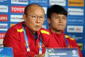 V-League và thầy Park sốt ruột chờ phán quyết từ AFC