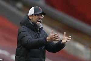 Liverpool ra phán quyết về tương lai của Klopp