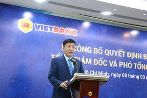 VietBank có tổng giám đốc mới
