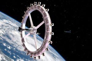 Khách sạn đầu tiên ngoài vũ trụ