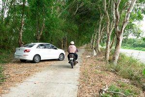 Nhiều sai phạm tại Vườn quốc gia U Minh Thượng