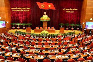 Bế mạc Hội nghị lần thứ hai Ban Chấp hành Trung ương Đảng khóa XIII