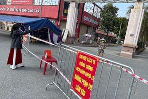 Gỡ bỏ phong tỏa khu dân cư ở Cẩm Giàng sau 38 ngày