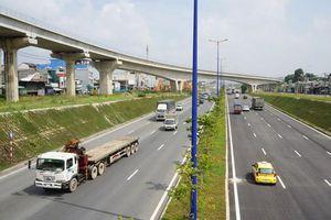 Đề xuất đẩy nhanh việc xây đường trên cao ở TPHCM
