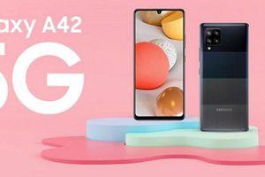 'Dế' Samsung 5G giá rẻ sắp ra mắt chụp ảnh tự sướng 'vô đối'