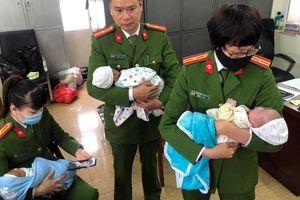 Khởi tố 8 đối tượng trong đường dây mua bán trẻ em sang Trung Quốc