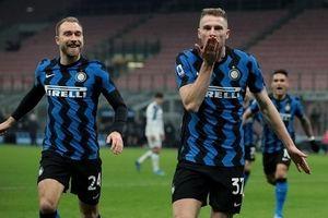 Thắng tối thiểu, Inter Milan vững vàng ở ngôi đầu bảng
