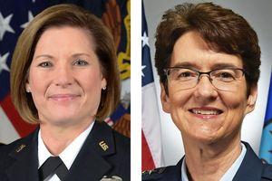 Ông Biden đề cử 2 nữ chỉ huy quân đội nhân ngày 8/3