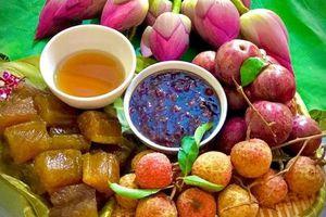 Bánh nẳng làng Dòng- Đặc sản ẩm thực Đất Tổ