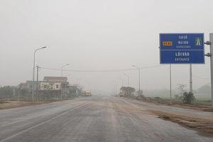 Hình ảnh 8 km cao tốc Bắc - Nam qua Ninh Bình sắp thông xe