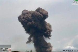 Guinea Xích Đạo: 98 người thiệt mạng sau vụ nổ ở thành phố Bata