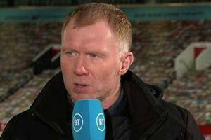 Paul Scholes chỉ ra 2 người hùng thầm lặng của MU ở trận thắng Man City
