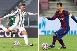 Dự đoán lượt về vòng 1/8 Champions League: Ronaldo giúp Juventus đòi nợ, Messi rời cuộc chơi
