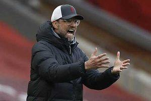Klopp giữ được ghế dù Liverpool sa sút
