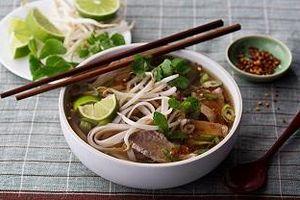 CNN Travel xếp nước dùng phở Việt Nam đứng thứ 2 trong top 20 món súp ngon nhất thế giới