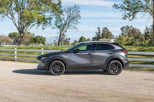 Đánh giá SUV Mazda CX-30 Turbo 2021