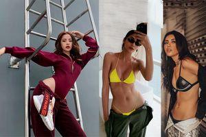 Sao Việt mặc quần tụt: Chi Pu, Minh Tú bốc lửa nhưng Thiên Nga bị la ó 'tra tấn thị giác' fan