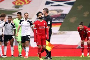 Liverpool dứt điểm 115 cú không ghi bàn nào tại Anfield