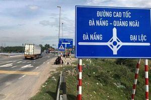 Vụ cao tốc Đà Nẵng - Quảng Ngãi: Hé lộ danh sách nhiều nhà thầu lớn thi công