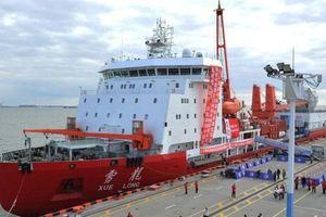 Trung Quốc và tham vọng xây dựng 'Con đường Tơ lụa Bắc Cực'