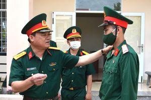 Tuyên truyền kỷ niệm 75 năm Ngày truyền thống lực lượng vũ trang tỉnh
