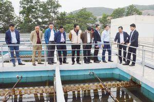 Vẫn khó trong xã hội hóa cấp nước sạch