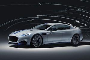 Aston Martin chốt thời điểm ra mắt mẫu xe thể thao chạy điện đầu tiên