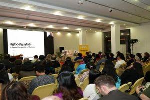 Lần đầu tiên Globalguytalk - tiếng nói từ nam giới được tổ chức tại Việt Nam