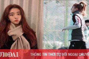 Nữ cầu thủ Hàn Quốc giải nghệ ở tuổi 24 vì quá xinh đẹp