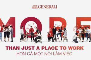 Generali Việt Nam triển khai chiến lược nhân sự 'Hơn cả một nơi làm việc'