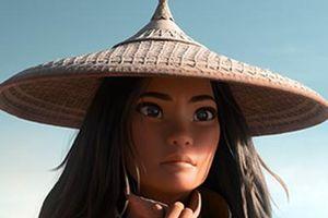 'Raya và rồng thần cuối cùng': Nàng công chúa Đông Nam Á đầu tiên trên màn ảnh Disney