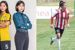 Nữ cầu thủ đẹp như sao K-Pop không chịu nổi áp lực, giải nghệ ở tuổi 24