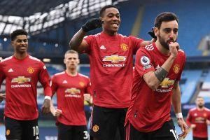 Chiến thắng ở Etihad chưa giúp Man Utd bắt kịp đẳng cấp Man City
