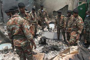 Thương vong tăng cao trong các vụ nổ tại Guinea Xích đạo