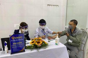 Hải Dương sẽ triển khai 2 đợt tiêm vắc xin COVID-19