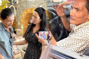 NS Trịnh Kim Chi nói rõ thực hư về chiếc ô tô 400 triệu NS Thương Tín tự lái về quê sau khi xuất viện