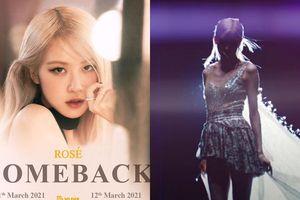 Rosé (BLACKPINK) diện trang phục của NTK Công Trí trong MV mới 'On The Ground'?