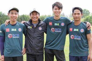 Báo Nikkei: Sài Gòn FC 'J-League hóa' từ con người đến chiến lược phát triển