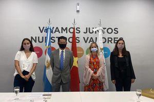 Triển khai hiệu quả các thỏa thuận hợp tác giữa Hà Nội và Buenos Aires