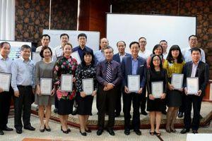 Petrovietnam bế giảng khóa đào tạo '7 thói quen hiệu quả'