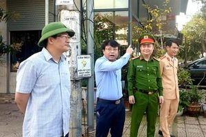 Sau phản ánh của Báo BVPL: Bí thư Thành ủy Hà Tĩnh trực tiếp kiểm tra, chỉ đạo khắc phục tại hiện trường